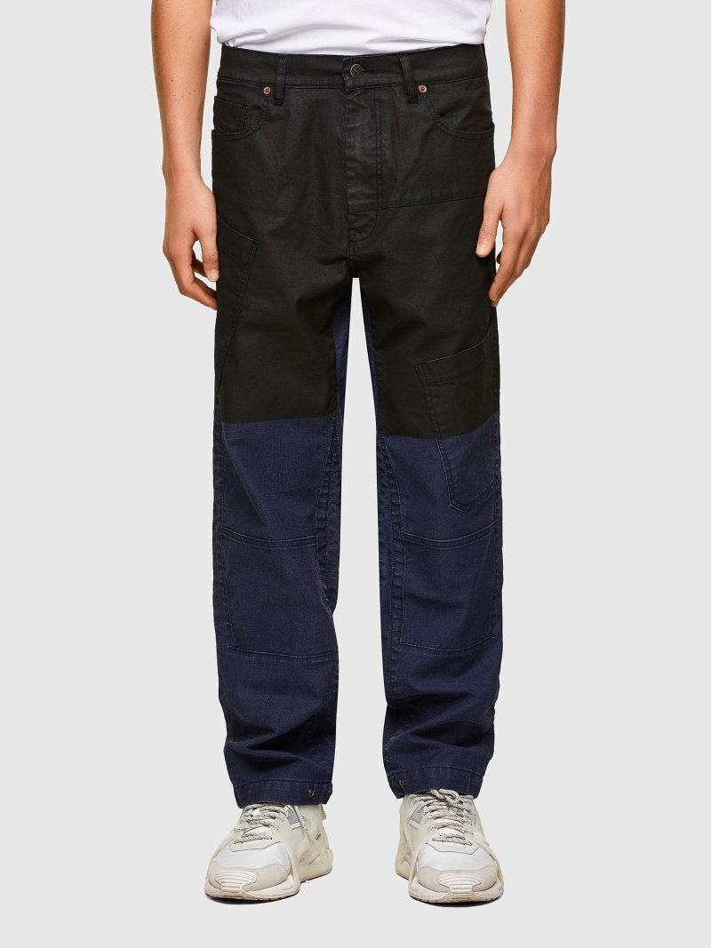 パンツ/ジーンズ JoggJeans フルレングス【送料無料】 D-Azzer 0DDAY DIESEL ディーゼル