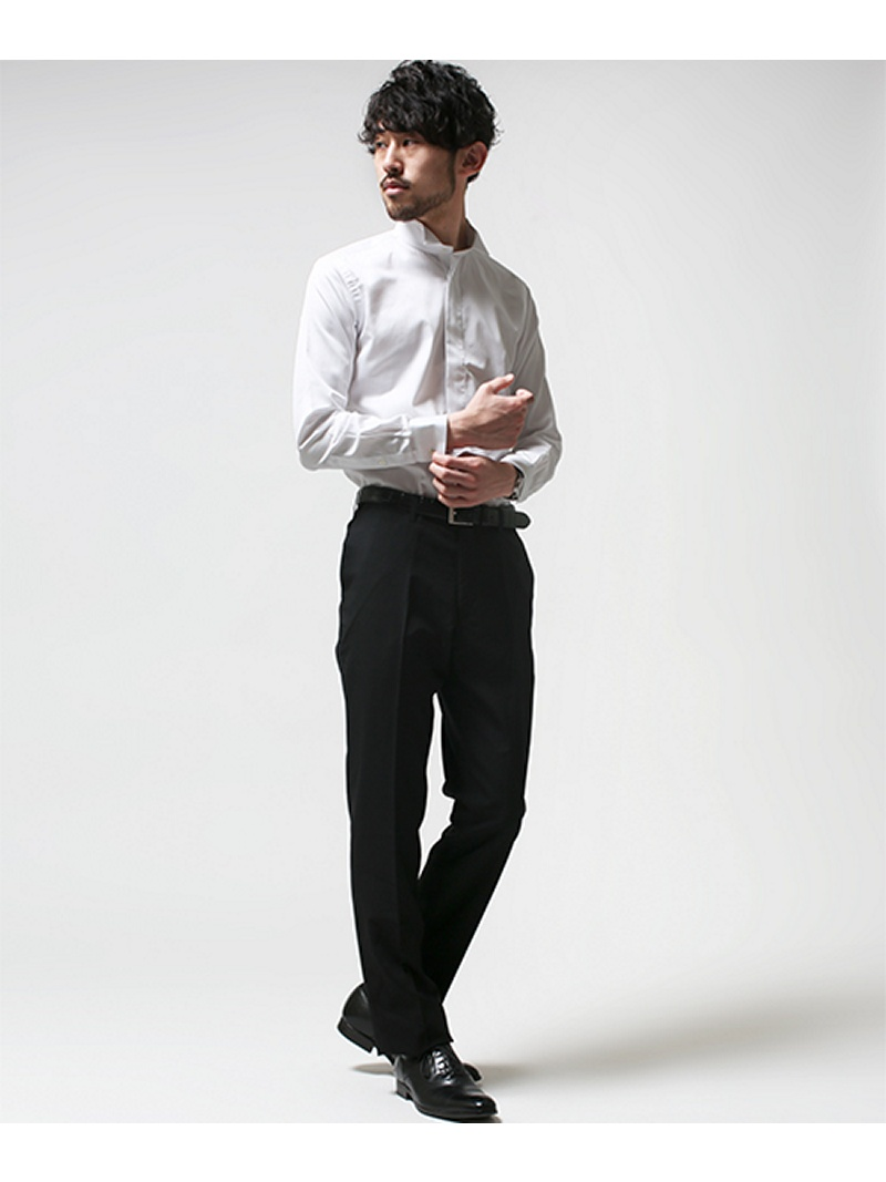 nano、universe COOLMAX可洗裤子纳米宇宙裤子/牛仔裤