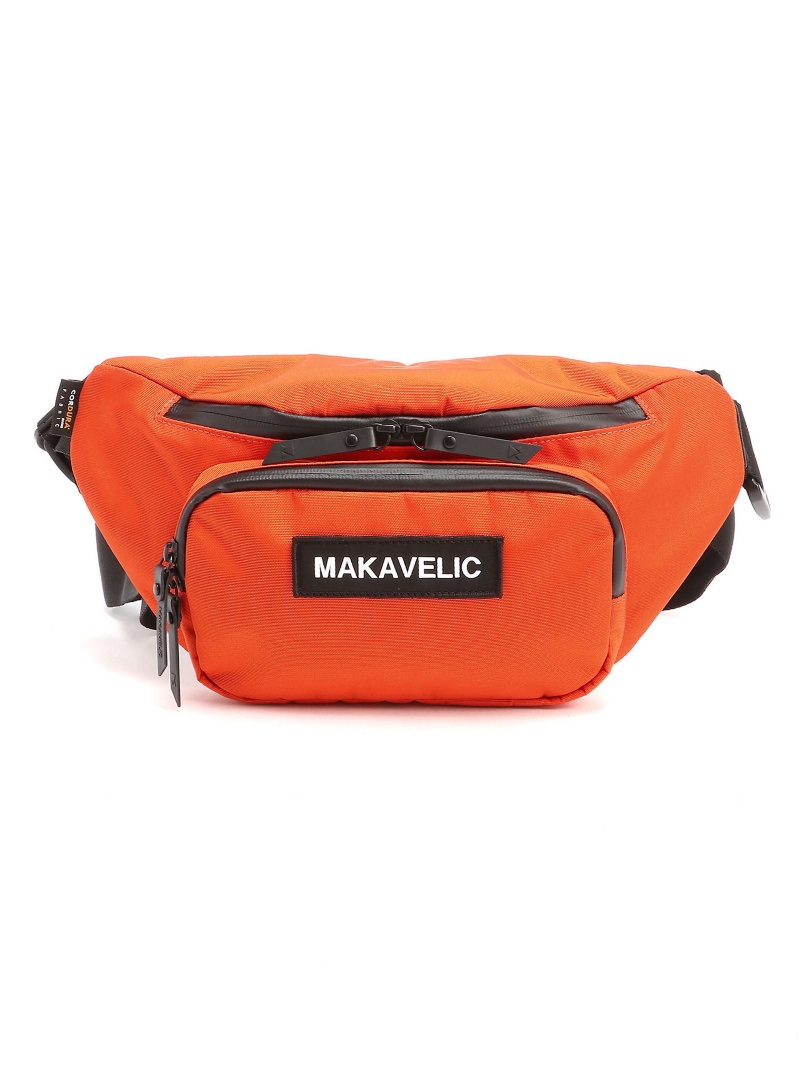 TETE HOMME/(M)【MAKAVELIC】TRUCKS CRESCENT WAISTBAG テットオム バッグ【送料無料】