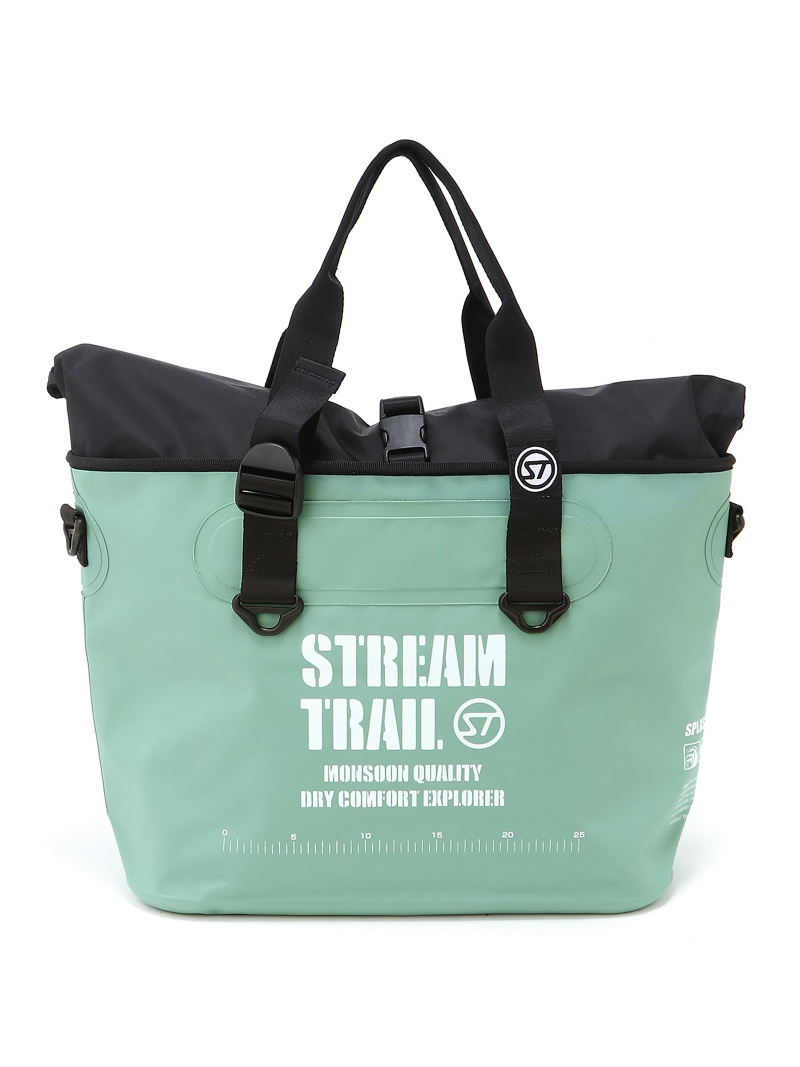 STREAM TRAIL MARCHE DX-1.5【トートバッグ】EMERALD グローバルフォルムコンクリート バッグ【送料無料】