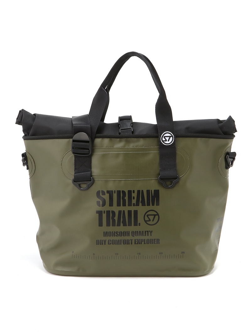 STREAM TRAIL MARCHE DX-1.5【トートバッグ】OD グローバルフォルムコンクリート バッグ【送料無料】