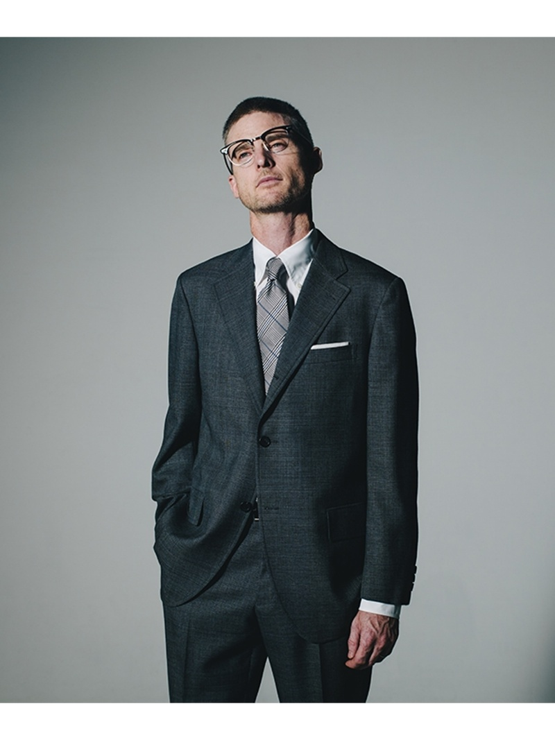 J.PRESS MEN グレナカート スーツ ジェイプレス ビジネス/フォーマル【送料無料】