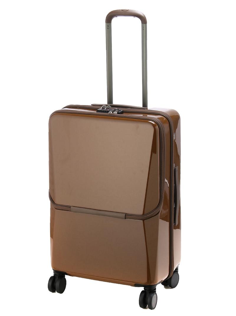 ace ace/ BC リンクワン 女性が使いやすいビジネス用スーツケース 67リットル フロントポケット/荷物を取り付けられるVバインディングシステム 06262 エ【送料無料】