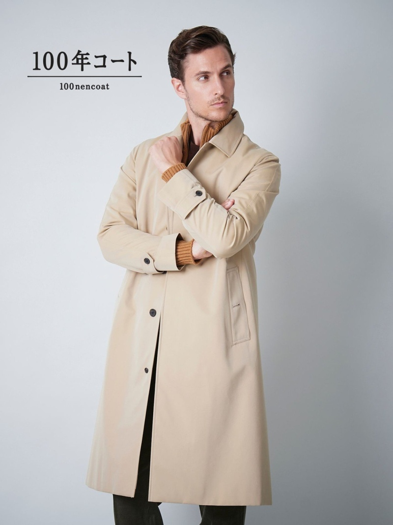SANYO <100年コート>バルマカーンロングコート サンヨー コート/ジャケット【送料無料】