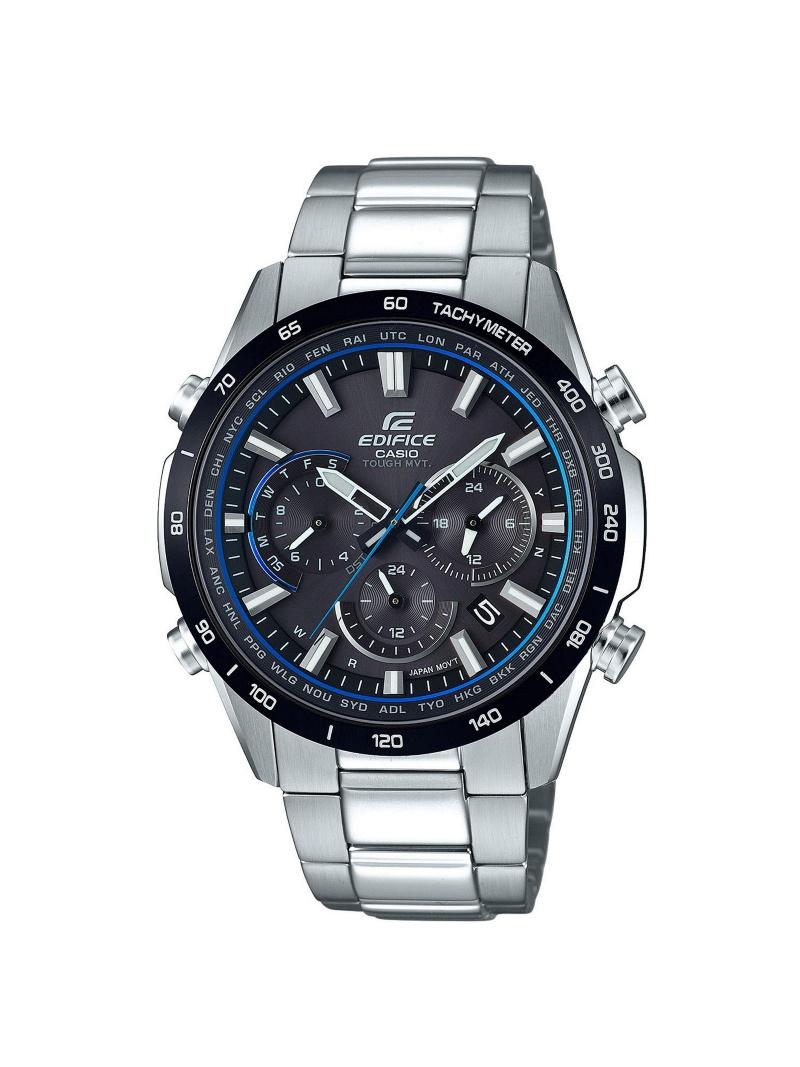 EDIFICE EDIFICE/(M)EQW-T650DB-1AJF カシオ ファッショングッズ 腕時計 シルバー【送料無料】