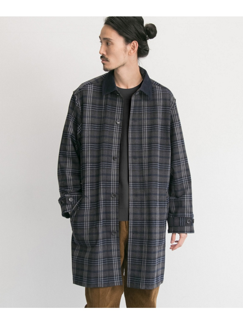 【SALE/30%OFF】URBAN RESEARCH MANUAL ALPHABET MONALUCE S/T COAT アーバンリサーチ コート/ジャケット【RBA_S】【RBA_E】【送料無料】