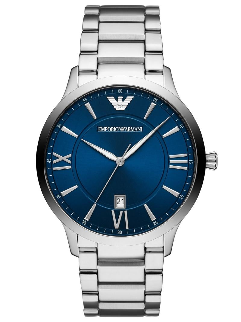 EMPORIO ARMANI EMPORIO ARMANI/(M)GIOVANNI_AR11227 ウォッチステーションインターナショナル ファッショングッズ 腕時計 ブルー【送料無料】
