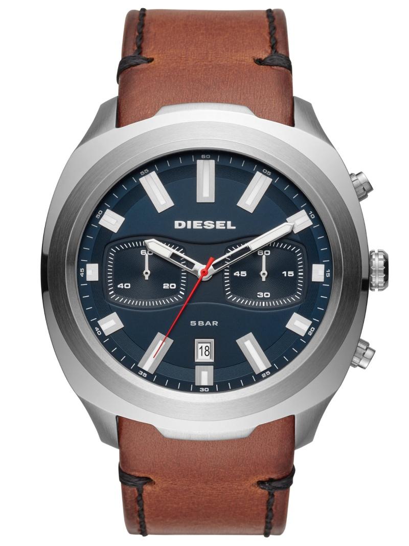 DIESEL DIESEL/(M)TUMBLER_DZ4508 ウォッチステーションインターナショナル ファッショングッズ 腕時計 ブルー【送料無料】