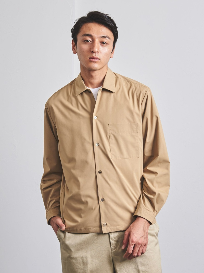 UNITED ARROWS <UNITEDARROWS>ギャザー1ポケットシャツ ARROWS ユナイテッドアローズ シャツ UNITED/ブラウス【送料無料】, カガミマチ:6a34561d --- officewill.xsrv.jp