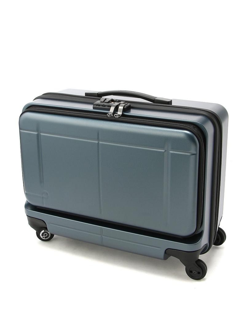 PROTECA プロテカ マックスパス ビズ スーツケース 37リットル 機内持込適応サイズ フロントポケット/静かで滑らかなベアロンホイール搭載 15.6インチ【送料無料】