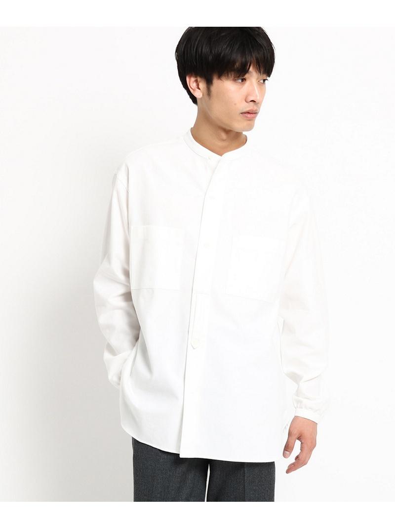 DRESSTERIOR(Men) 【洗える】Violet Buffalo Wallowsシャンブレーワークシャツ ドレステリア シャツ/ブラウス【送料無料】