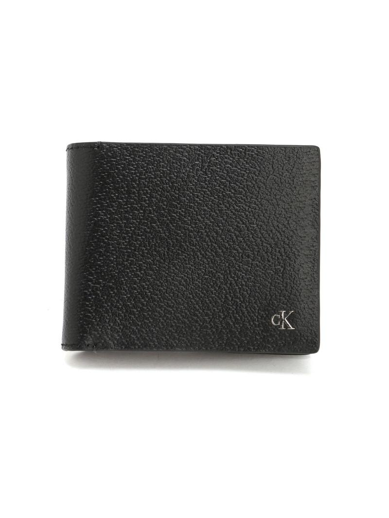 Calvin Klein Jeans Accessory (M)【カルバン クライン ジーンズ】 バイフォールド ウォレット カルバン・クライン 財布/小物 財布 ブラック【送料無料】