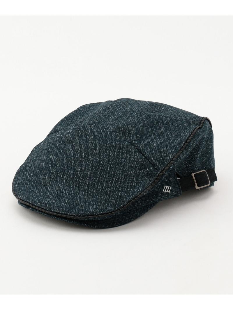 JOSEPH ABBOUD ツイィーディ ハンチング帽 ジョセフアブード 帽子/ヘア小物【送料無料】