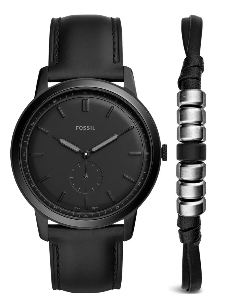 FOSSIL FOSSIL/(M)THE FOSSIL/(M)THE MINIMALIST - MONO_FS5500SET フォッシル - MONO_FS5500SET ファッショングッズ【送料無料】, NANIWAYA:3bd12cc4 --- yoka.co.id