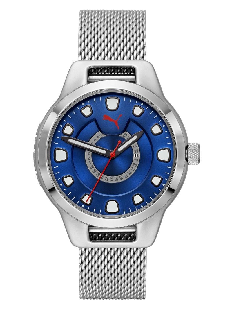 PUMA PUMA/(M)RESET V1_P5005 ウォッチステーションインターナショナル ファッショングッズ 腕時計 ブルー【送料無料】