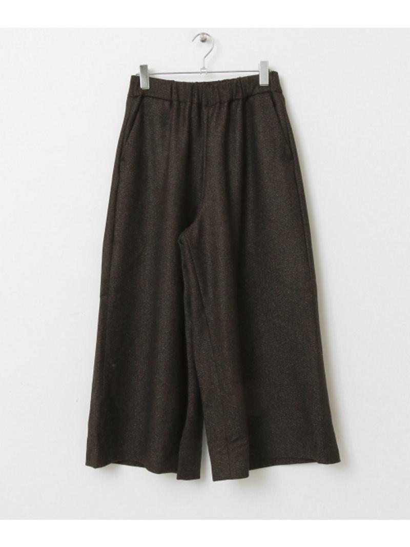 DOORS mizuiro-ind wide easy pants アーバンリサーチドアーズ パンツ/ジーンズ【送料無料】
