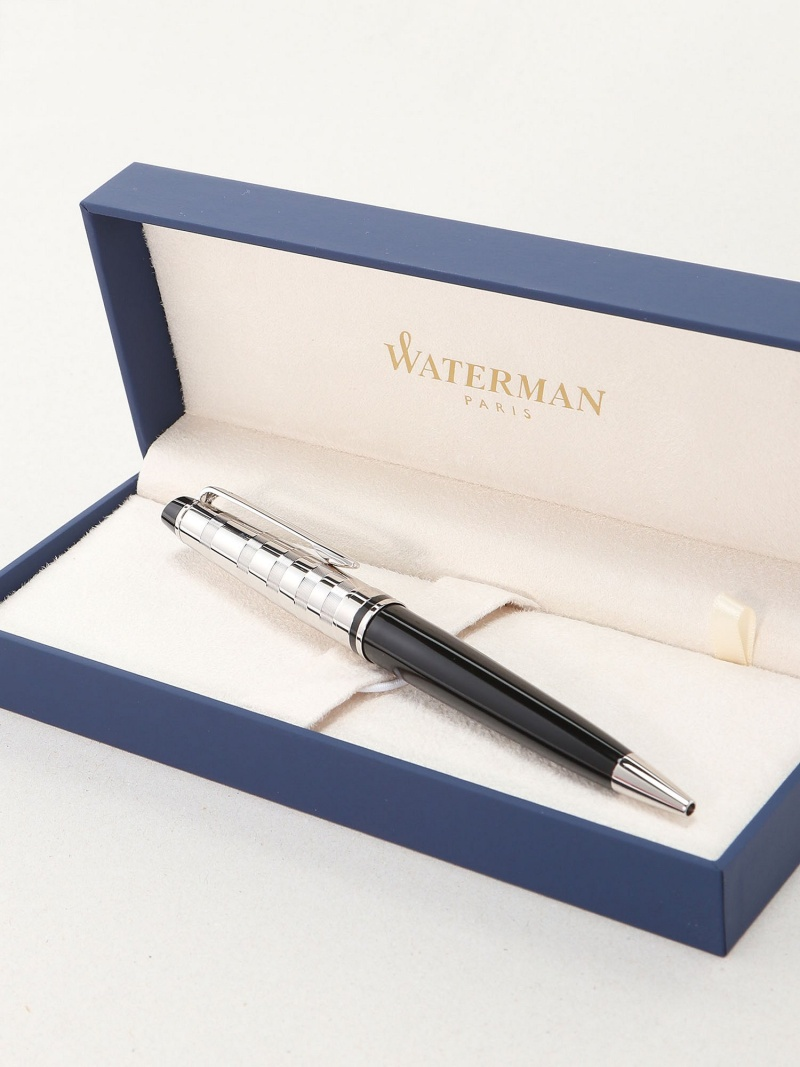 WATERMAN ウォーターマン エキスパートDX ブラックCT-BP ウォーターマン 生活雑貨【送料無料】