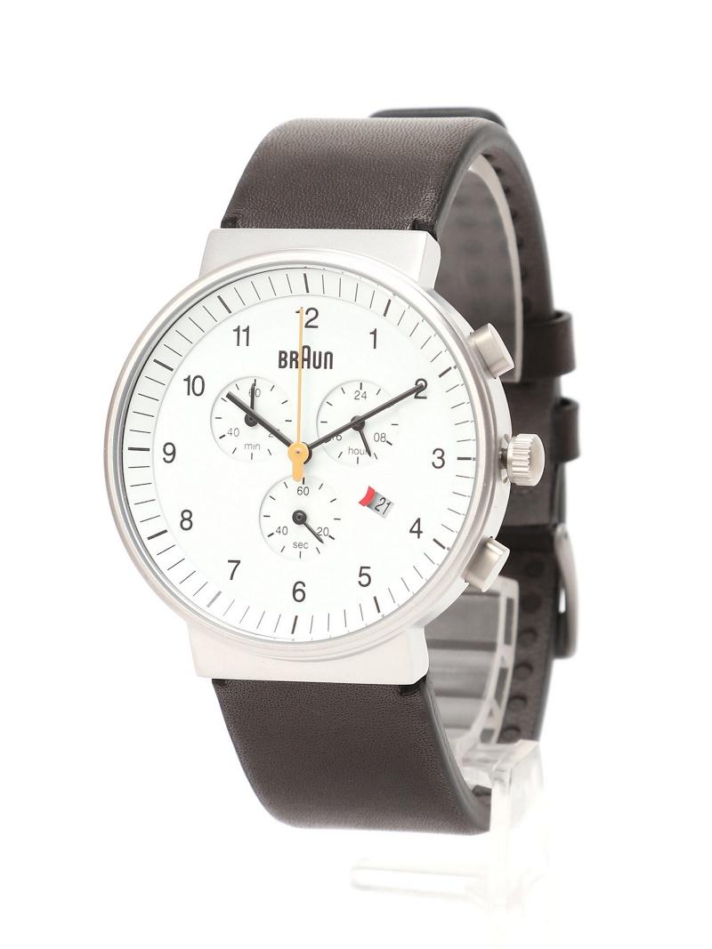 BRAUN (U)Watch BN0035 Chronograph ブラウン ファッショングッズ【送料無料】