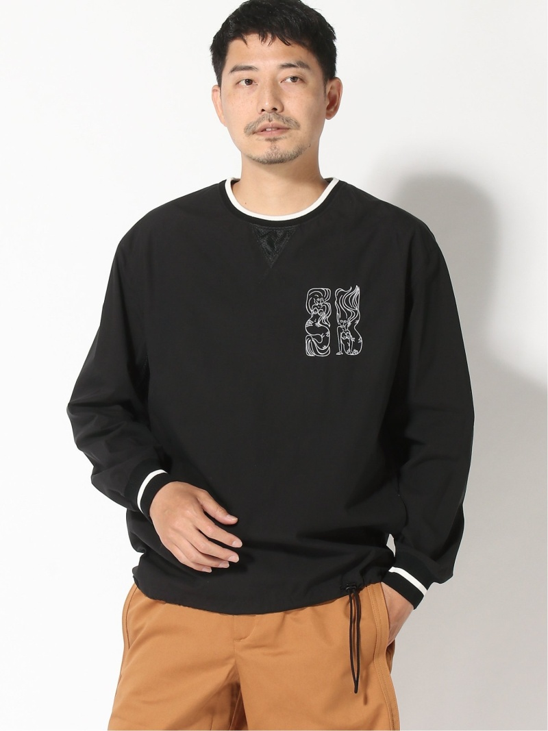 KENZO 'Mermaids' sweatshirt ケンゾー カットソー スウェット ブラック【送料無料】