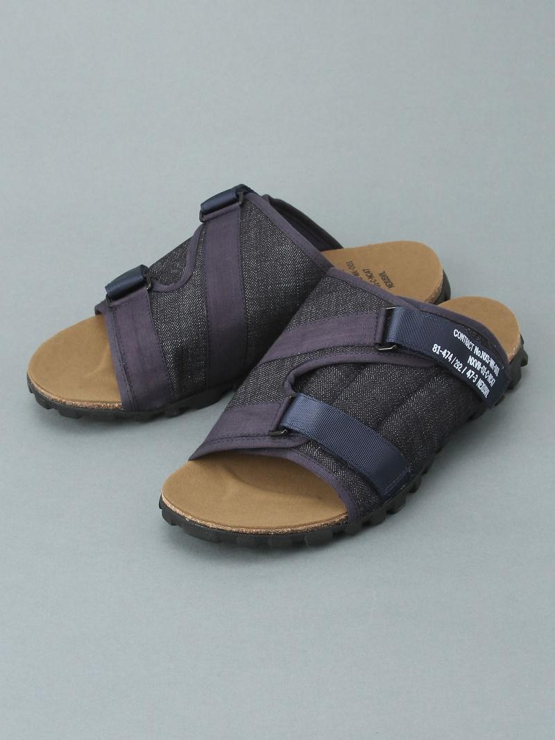 NEXUSVII。 熱帶領域涼鞋 nexasseven 鞋