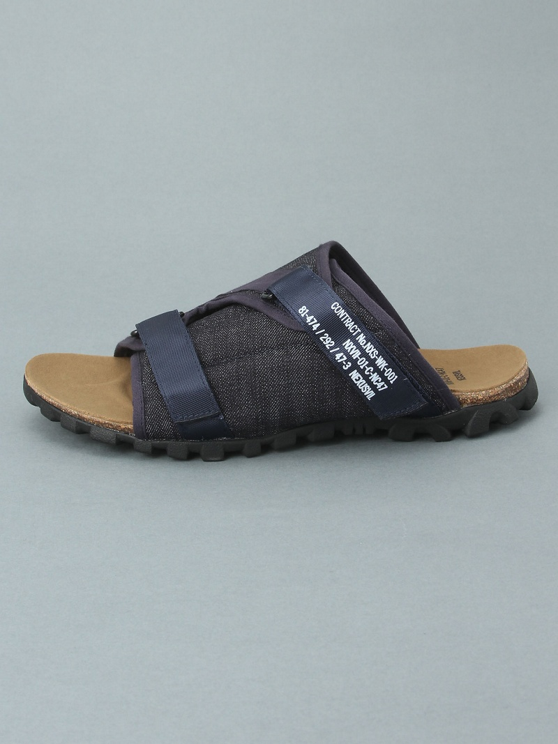 NEXUSVII. TROPICAL FIELD SANDAL nekusasusebun