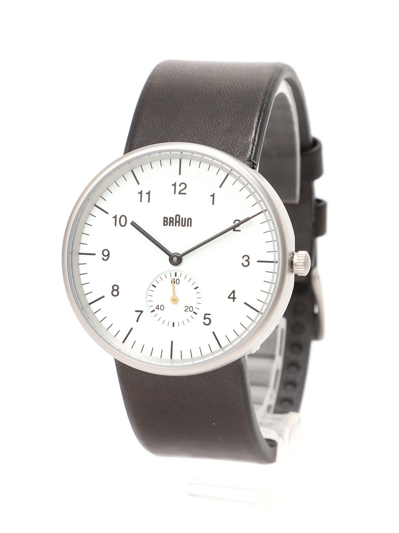 BRAUN (U)Watch BN0024 ブラウン ファッショングッズ 腕時計 ホワイト【送料無料】