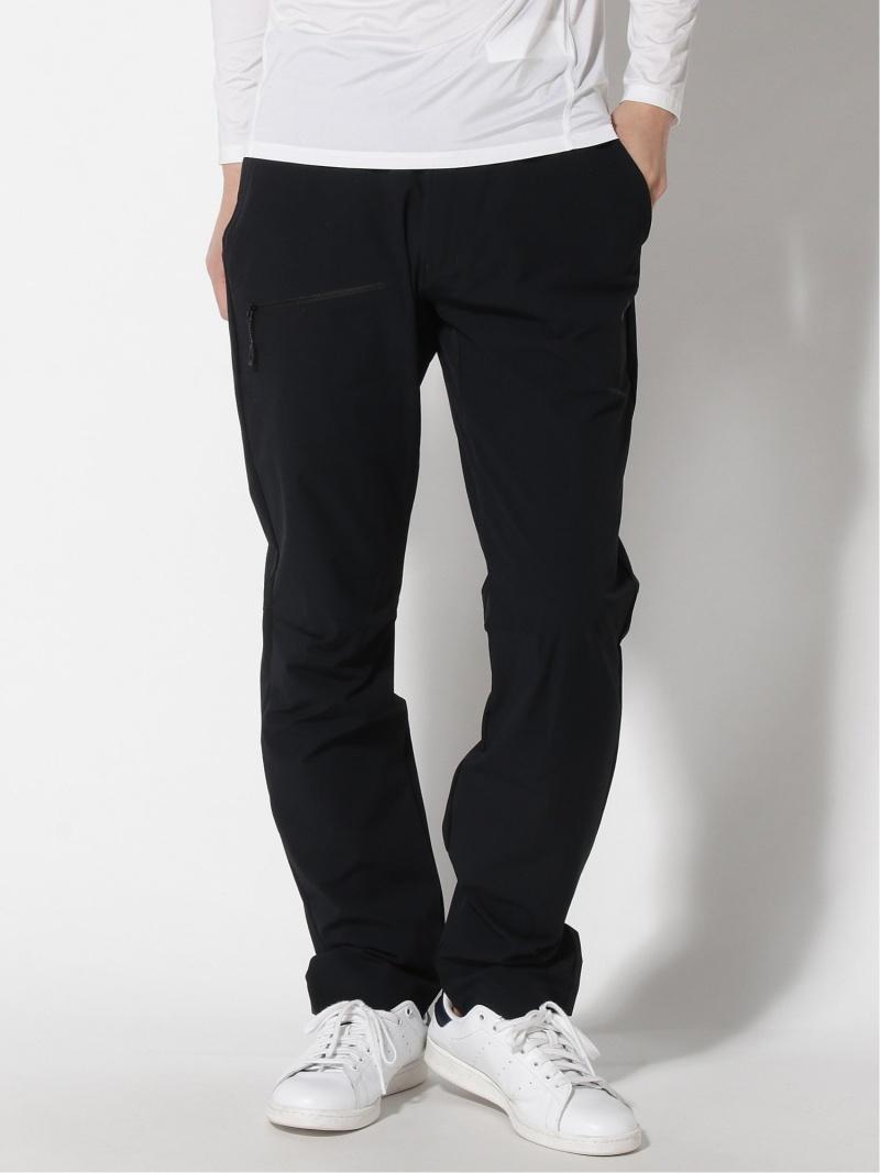 MAMMUT MAMMUT/(M)AEGILITY Slim Pants AF Men マムート パンツ/ジーンズ フルレングス ブラック カーキ ベージュ グレー【送料無料】