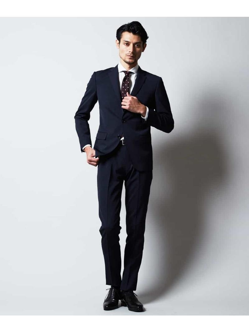 【SALE/30%OFF】MICHEL KLEIN HOMME スーツ(TRABESTストライプ) ミッシェルクランオム コート/ジャケット【RBA_S】【RBA_E】【送料無料】