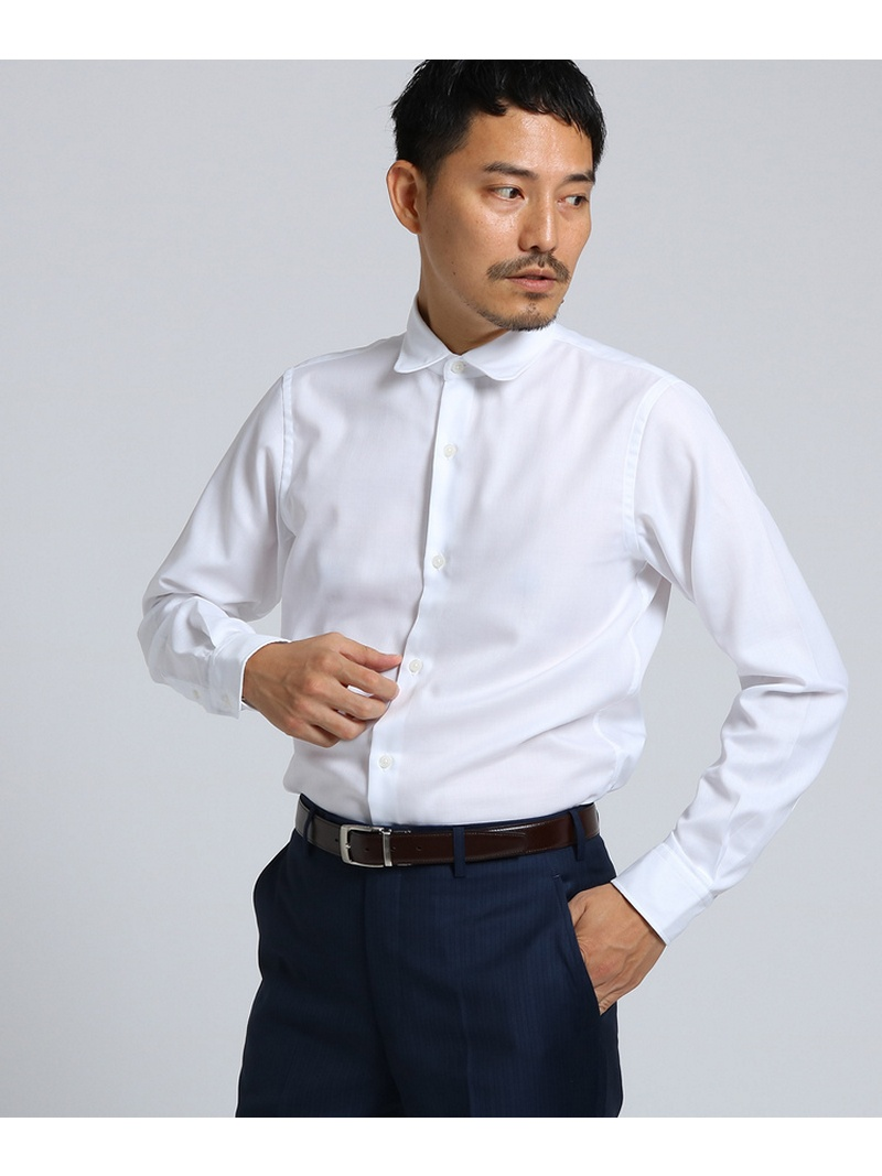 TAKEO KIKUCHI ロイヤルオックスラウンドシャツ[ メンズ シャツ ] タケオキクチ シャツ/ブラウス【送料無料】