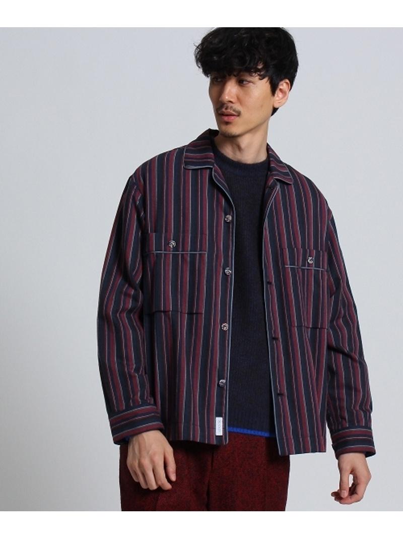 TAKEO KIKUCHI マルチストライプシャツ Fabric by SOKTAS[ メンズ シャツ ] タケオキクチ シャツ/ブラウス【送料無料】