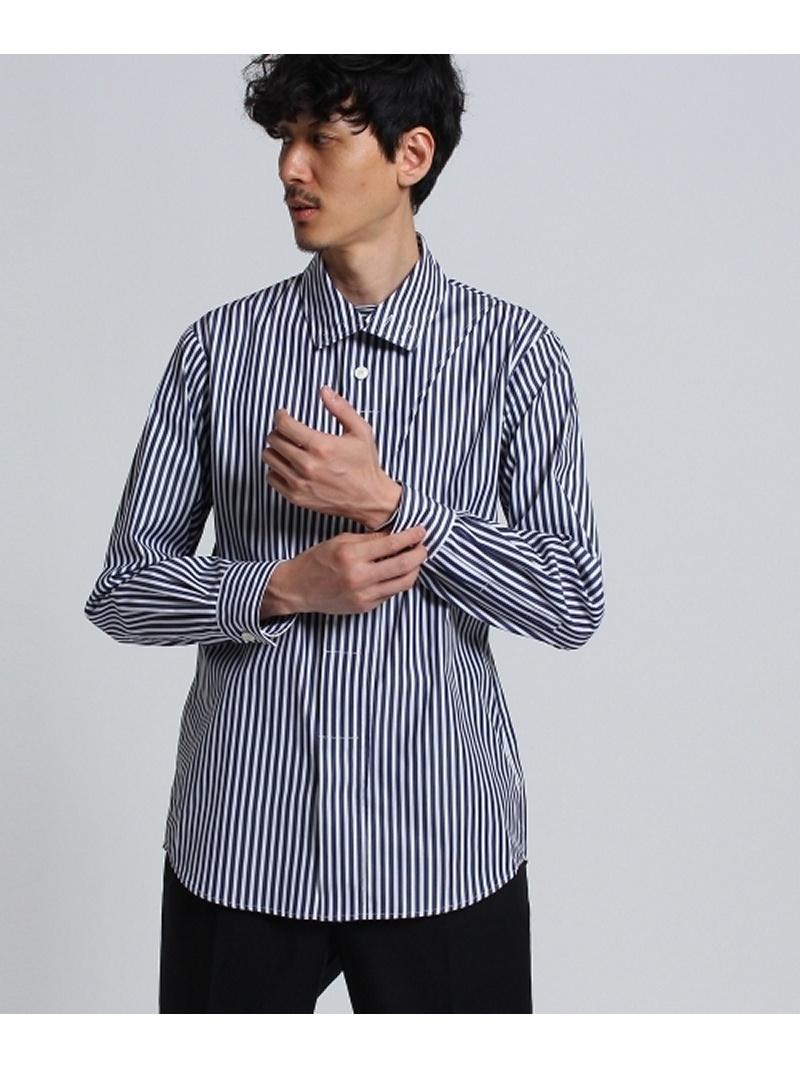 TAKEO KIKUCHI トーマスメイソン ストライプ シャツ[ メンズ シャツ ] タケオキクチ シャツ/ブラウス【送料無料】