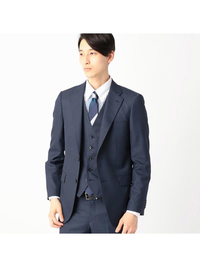 COMME CA ISM デニムルックツイル スーツジャケット コムサイズム コート/ジャケット【送料無料】