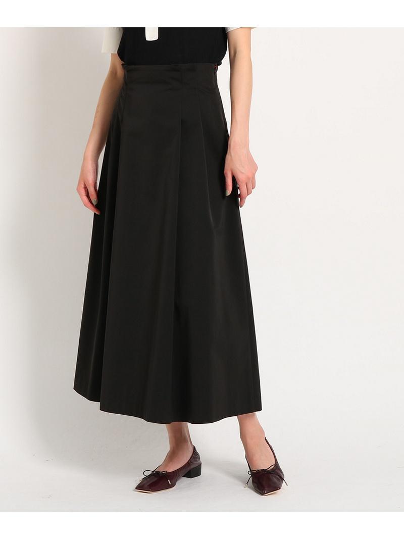 DRESSTERIOR(Ladies) TABPRELLIタフタ ハイウエストスカート ドレステリア スカート【RBA_S】【送料無料】