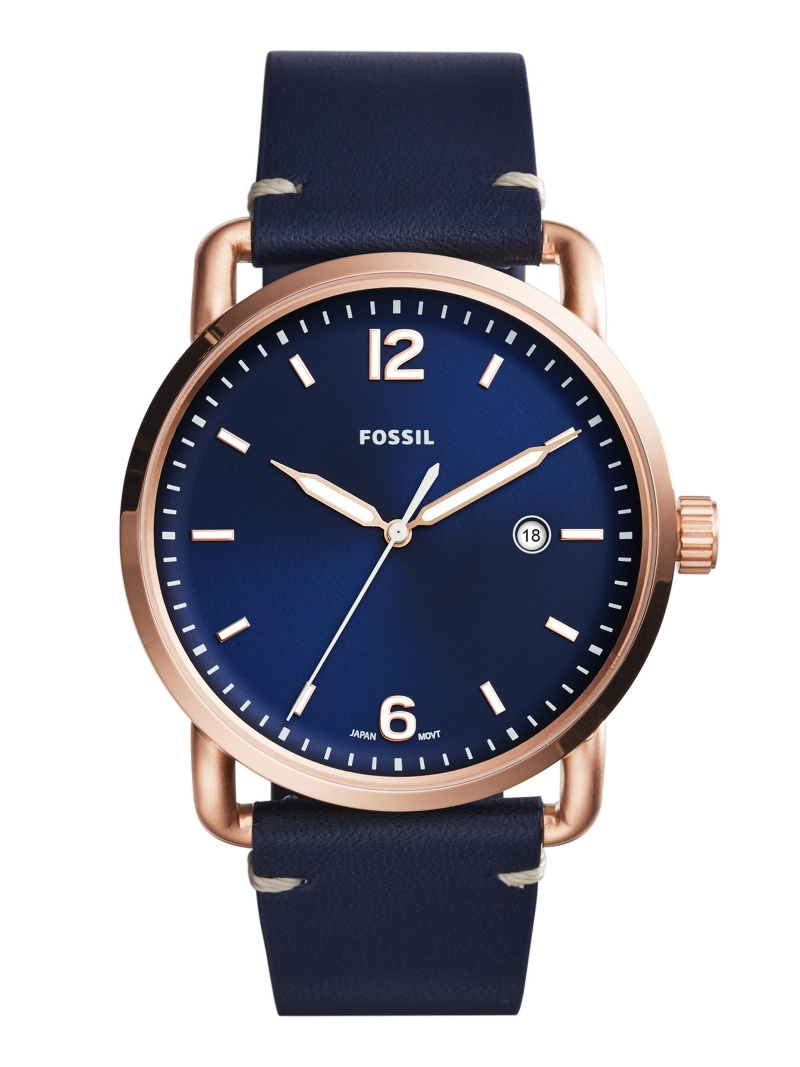 【SALE/25%OFF】FOSSIL (M)THE COMMUTER 3H DATE/FS5274 フォッシル ファッショングッズ【RBA_S】【RBA_E】【送料無料】