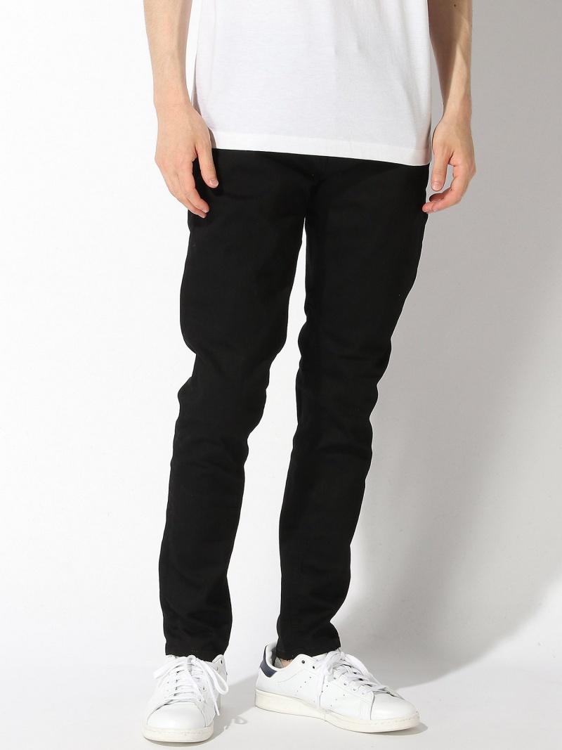 nudie jeans nudie jeans/(M)Tight Terry ヌーディージーンズ / フランクリンアンドマーシャル パンツ/ジーンズ フルレングス ブラック【送料無料】