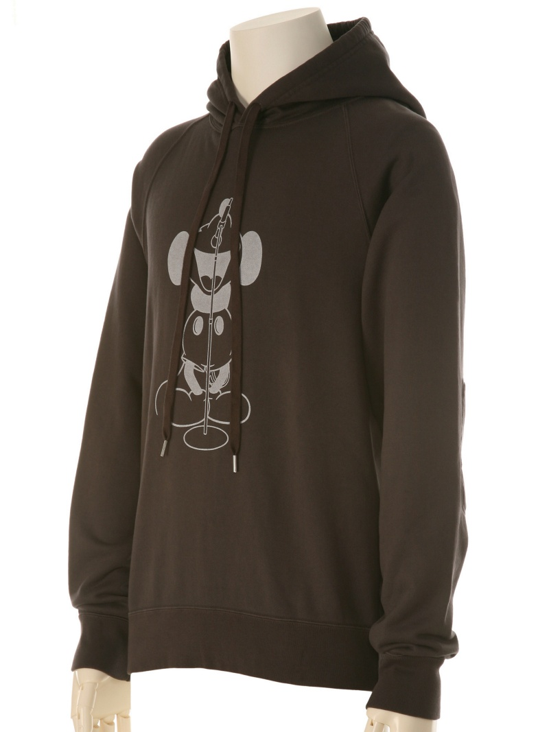 NUMBER(N)INE*MICKEY MOUSE SWEAT PARKA号码九针织