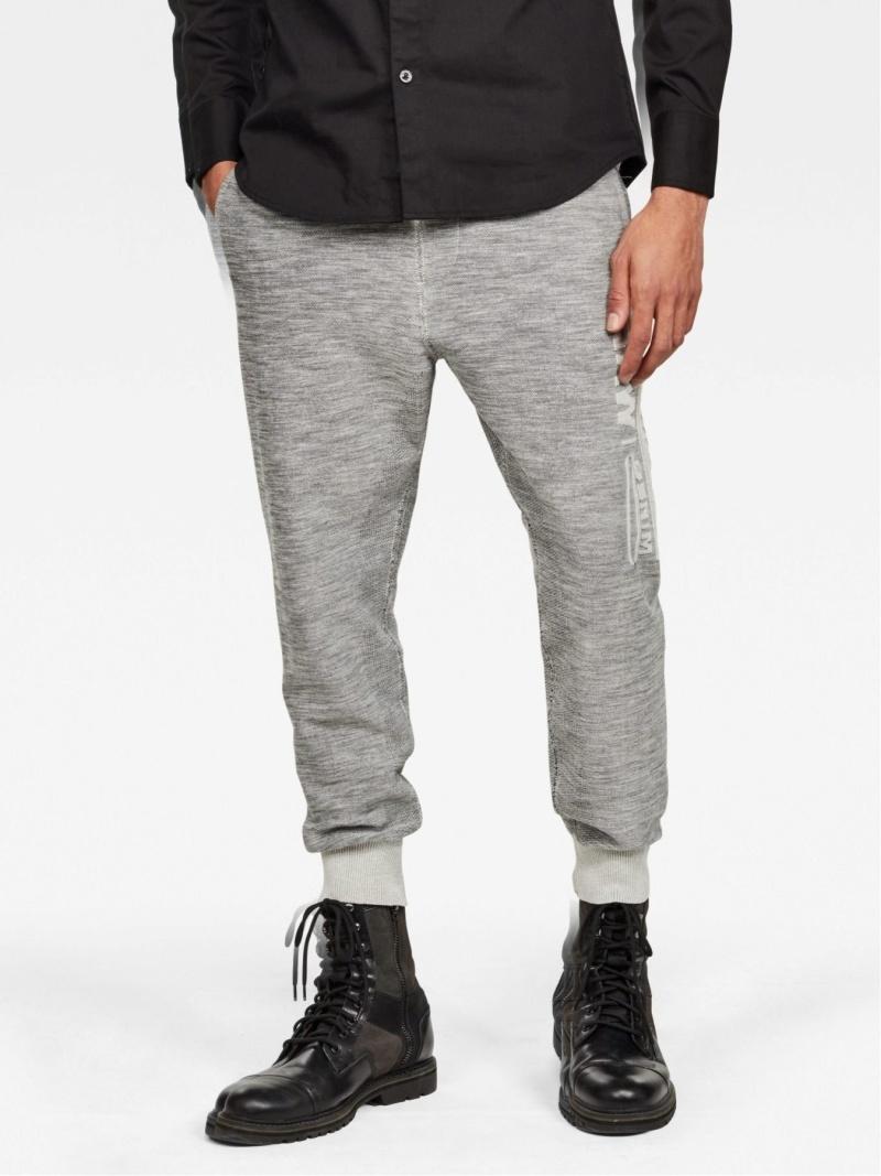 G-Star RAW (M)Premium Core Knit Pants ジースターロゥ その他 その他 グレー【送料無料】