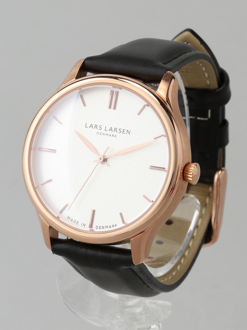 LARS LARSEN 127RBBLL MATHILDE RG white dial 33000 ラースラーセン ファッショングッズ【送料無料】