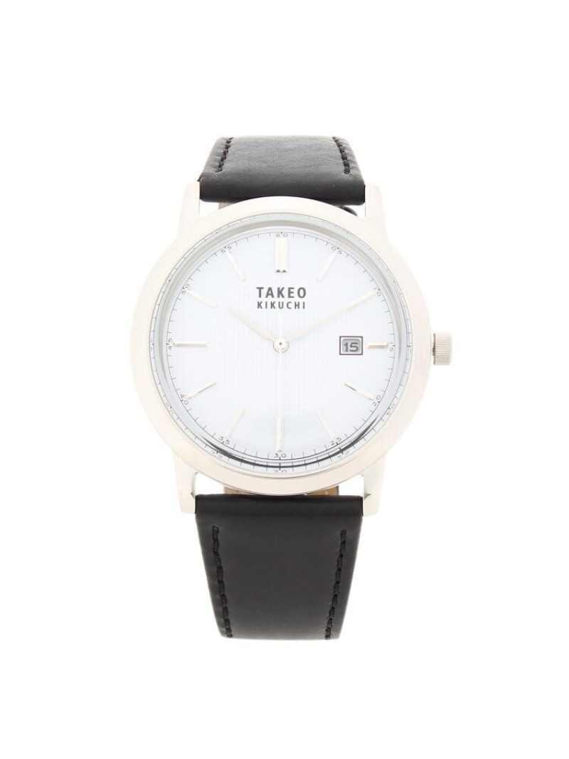 TAKEO KIKUCHI クラシックソーラー時計[ メンズ 時計 ソーラー ] タケオキクチ ファッショングッズ【送料無料】