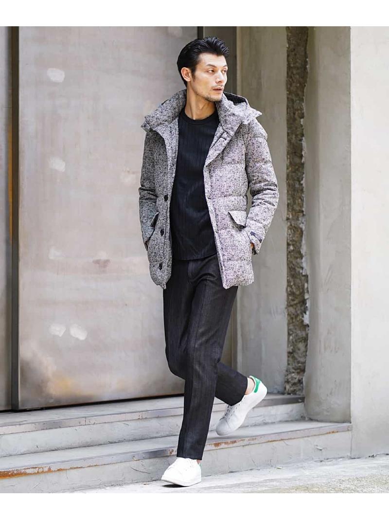 人気ショップ 【SALE/50%OFF】MICHEL KLEIN KLEIN HOMME HOMME ダウンジャケット(LIMONTAヘリンボーン) ミッシェルクランオム コート/ジャケット ダウンジャケット グレー【RBA_E】【送料無料】:Rakuten Fashion Men, Daylight:be3c72de --- nagari.or.id