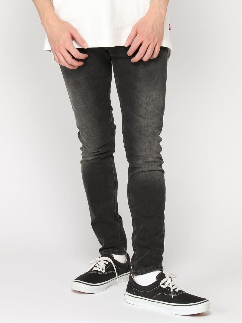 【SALE/50%OFF】nudie jeans nudie jeans/(M)Skinny Lin894 ヒーローインターナショナル マーケット プレイス パンツ/ジーンズ スキニージーンズ ブラック【RBA_E】【送料無料】
