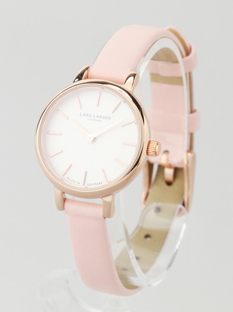 LARS LARSEN 145RWPL LYKKE RG pink rose strap 22000 ラースラーセン ファッショングッズ【送料無料】