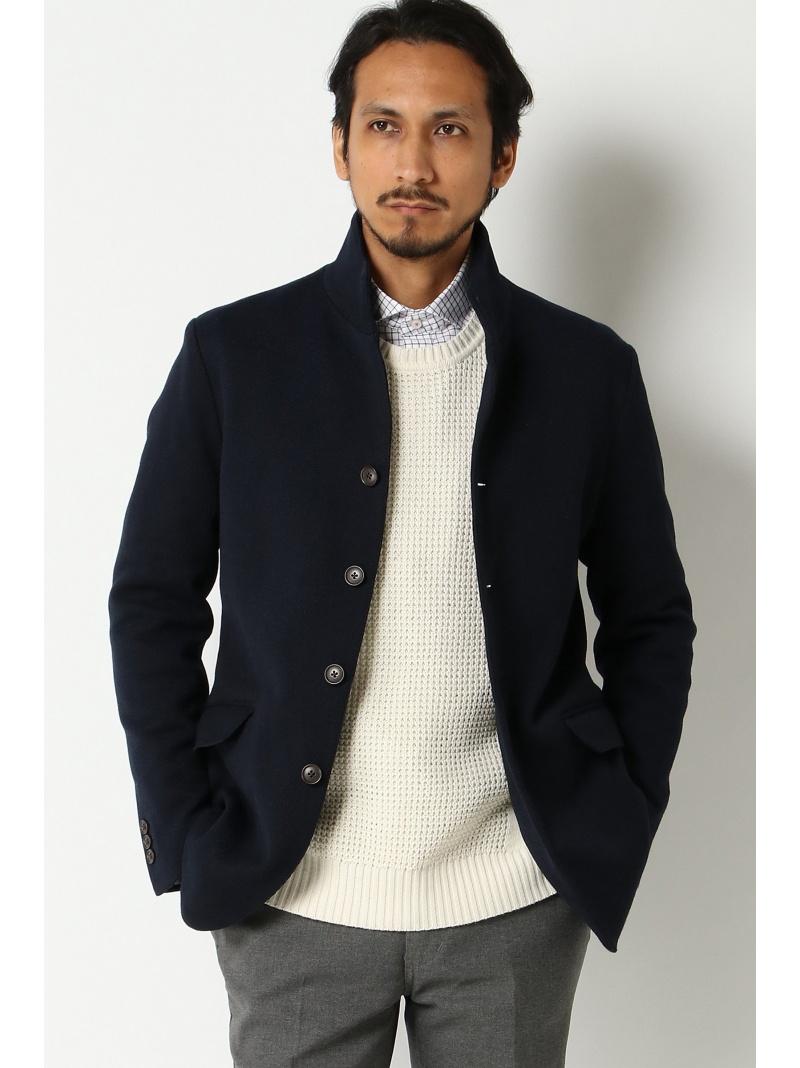 GRAND PHASE GP 鹿の子ダブルフェイススタンドジャケット イッカ コート/ジャケット【送料無料】