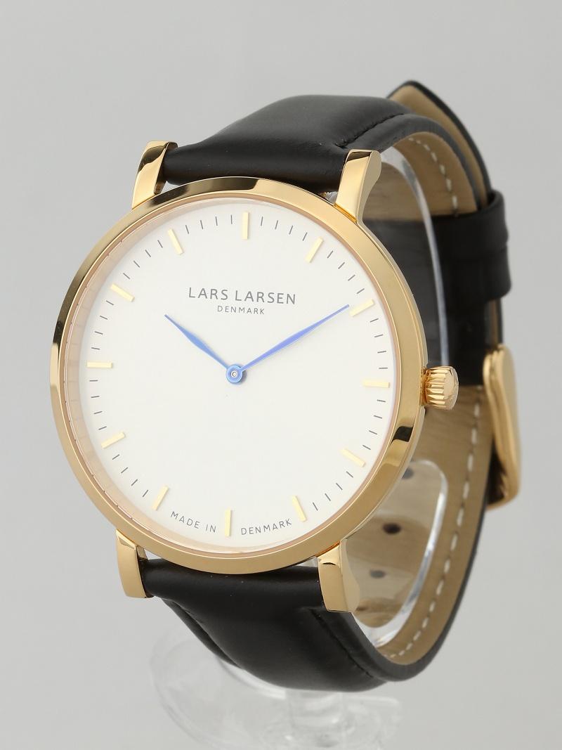 LARS LARSEN 144GWBLL JOSEPHINE YG white dial 26000 ラースラーセン ファッショングッズ【送料無料】