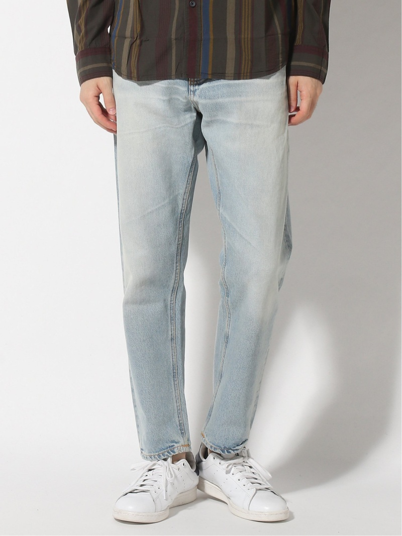 【SALE/50%OFF】nudie jeans nudie jeans/(M)Steady Eddie II ヒーローインターナショナル マーケット プレイス パンツ/ジーンズ ストレートジーンズ ブルー【RBA_E】【送料無料】