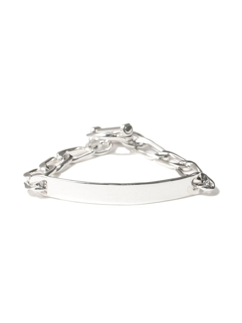Oval XOLO ネックレス / シルバー【送料無料】 Bracelet ビームス アクセサリー ID メン BEAMS MEN
