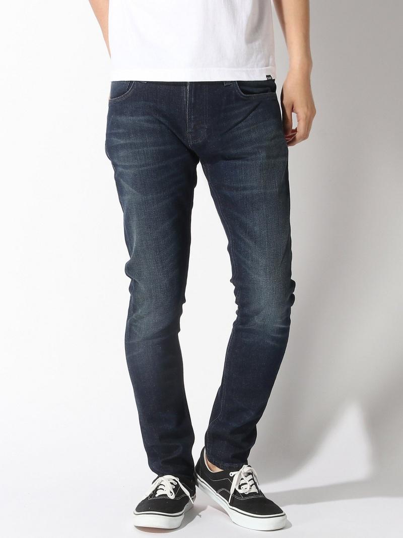 【SALE/50%OFF】nudie jeans nudie jeans/(M)Tight Terry ヌーディージーンズ / フランクリンアンドマーシャル パンツ/ジーンズ フルレングス ネイビー【RBA_E】【送料無料】