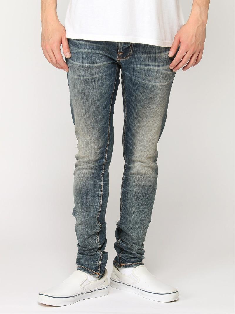 【SALE/50%OFF】nudie jeans nudie jeans/(M)Tight Terry940 ヒーローインターナショナル マーケット プレイス パンツ/ジーンズ パンツその他 ブルー【RBA_E】【送料無料】