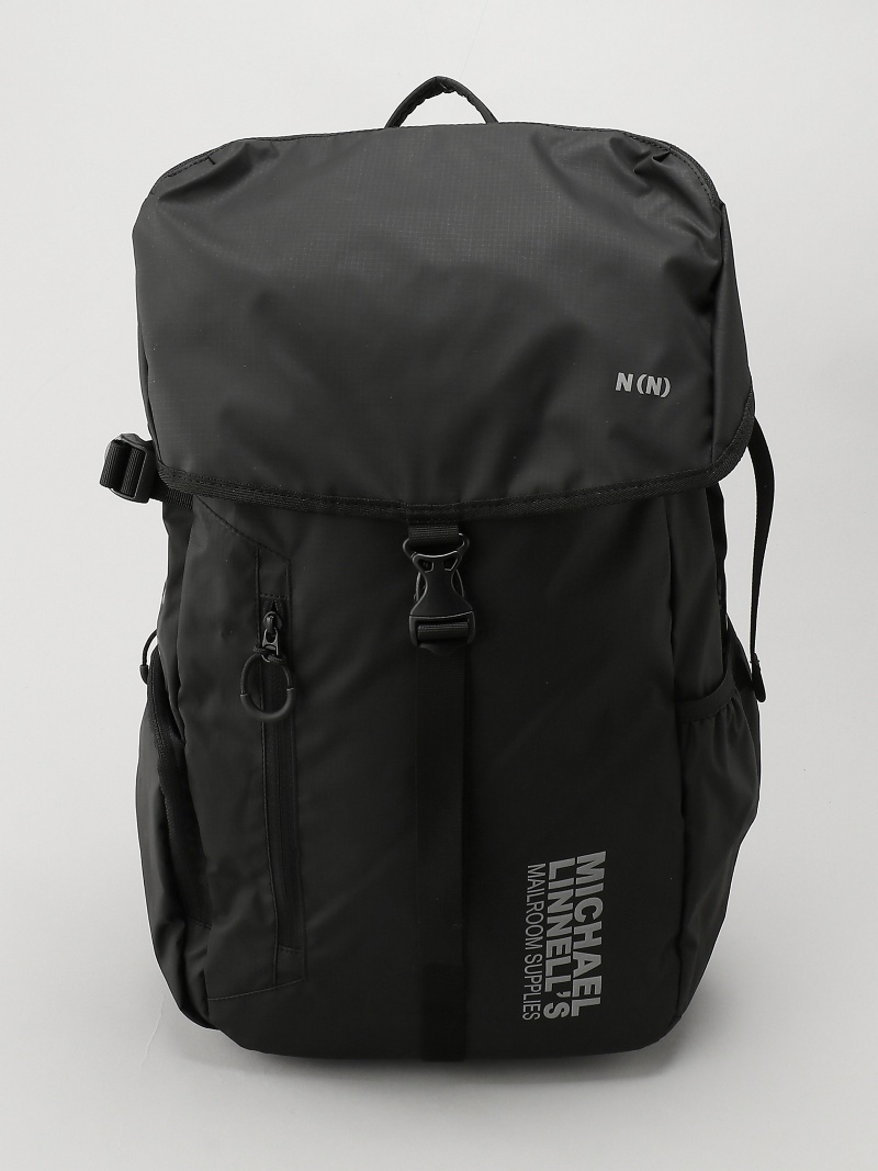 【MICHAEL LINNELL×NUMBER (N)INE】A.R.M.S バックパック/トスパック (Slash Zip Bagpack) テットオム バッグ【送料無料】