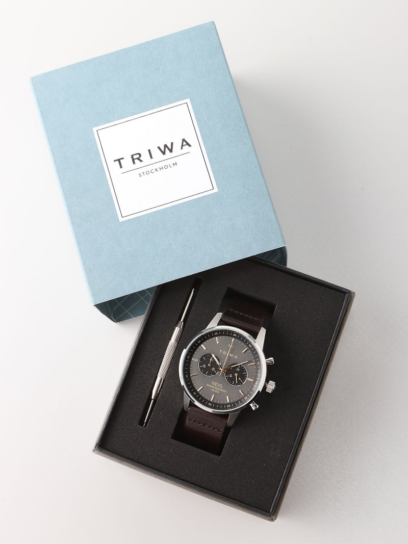 TRIWA (U)NEVIL SMOKY トリワ ファッショングッズ【送料無料】